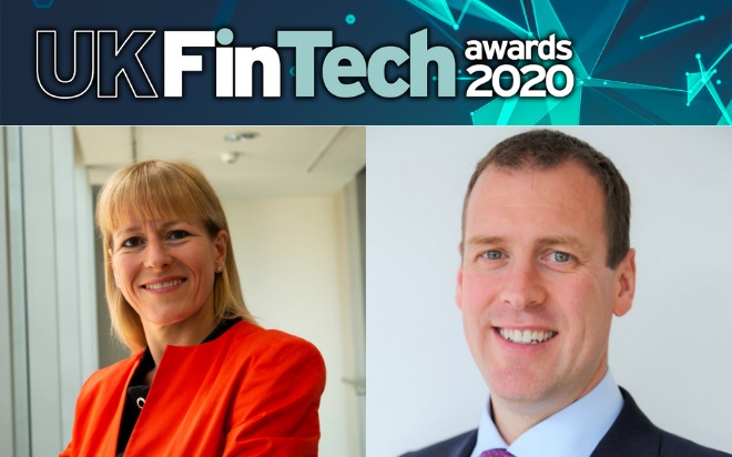 Innovate Finance and Invest Northern Ireland executives join judging panel