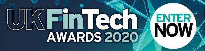 UK FinTech Awards 2020 enter now