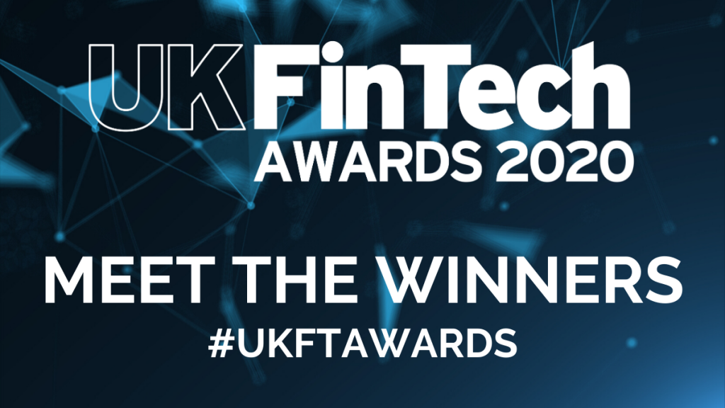 UK FinTech Awards 2020 - Meet the winners